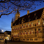 Town Hall in Gouda, South Holland, the Netherlands. Flickr:Sander van der Wel