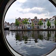 Porthole on Aurora | Bike & Boat Tours