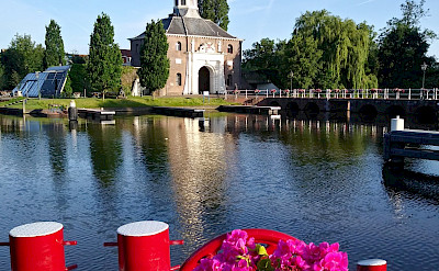 Scenic views on Luxury Tulip Tour in Holland.