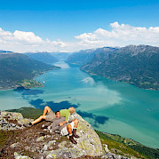 The King of the Fjords Photo