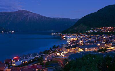 Songndal, Norway - northern lights :) CC:Sergey Ashmarin
