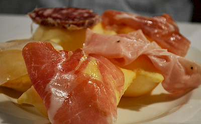 Great meats and cheese in Italy too. Modena, Emilia-Romagna, Italy. Flickr:Pug Girl