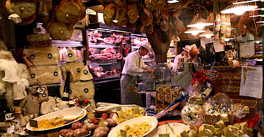 Italy is full of treasures and treats. Here in Emilia-Romagna.