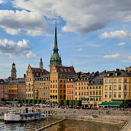 Stockholm, the capital of Sweden. Flickr:Pedro Szekely