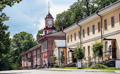 Fiskars Village, Finland.