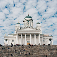 Helsinki Cathedral in Finland. Creative Commons:Julie tsarfati