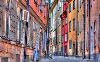 Old Town in Stockholm, Sweden. Flickr:Mike Norton