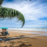 Cycling the Thailand Bike Tour.