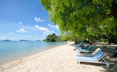 Beaches await on the Thailand Bike Tour.