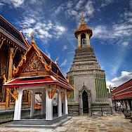 Old Grand Palace in Bangkok, Thailand. Flickr:Greg Knapp