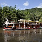 Two decks | River Kwai - Thailand Bike & Boat