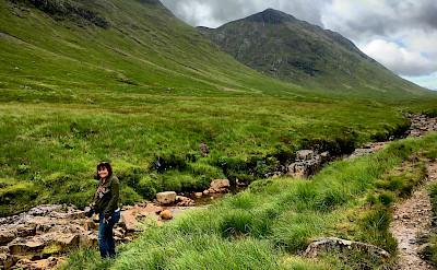 Great photo ops in Glencoe, Scotland Highlands. Flickr:Jean Balczesak