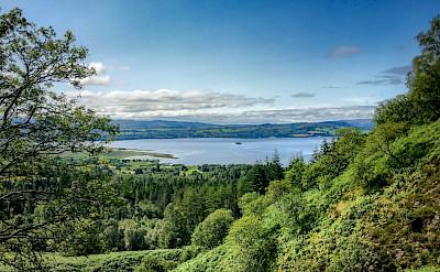 Loch Lomond in the Scottish Highlands. Flickr:Jean Balczesak
