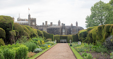 Walmer Castle in Walmer, England. Flickr:Hans Splinter