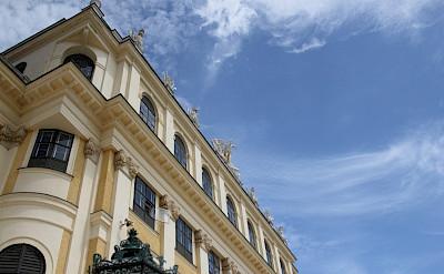 Schonbrunn Palace in Vienna, Austria. Flickr:Max Pfandl