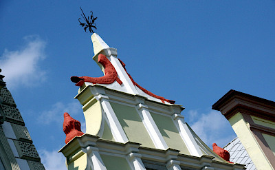 Jindrichuv Hradec, South Bohemian Region, Czech Republic. Flickr:Donald Judge