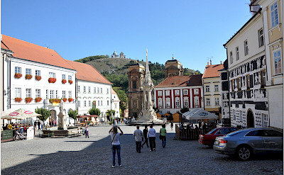 Mikulov in South Moravian Region, Czech Republic. Flickr:Janos Korom Dr.