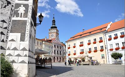 Mikulov, South Moravian Region, Czech Republic. Flickr:Janos Korom Dr.