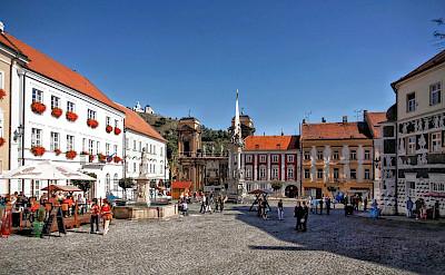 Mikulov, South Moravian Region, Czech Republic. Photo by Patrick Hickey