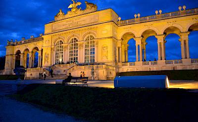 Schonbrunn Palace Gardens in Vienna, Austria. Flickr:Anthony Greyes