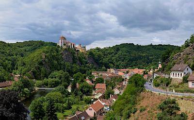 Vranov nad Dyjí in Moravia, Czech Republic. Creative Commons:Pudelek