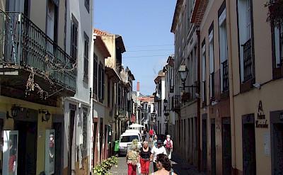 Funchal, Portugal. Flickr:Michael Gaylard