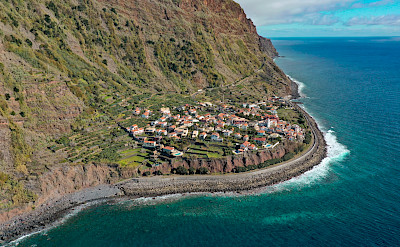 Jardim do Mar, Madeira Island, Portugal. ©TO
