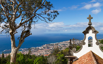 Funchal view on Madeira Island, Portugal. ©TO