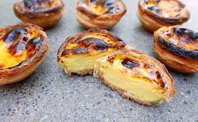 """""""Pastel de nata"""" in Portugal! Flickr:Lou Stejskal"""
