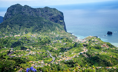 Penha Aguia, Porto da Cruz, Madeira Island, Portugal. ©TO