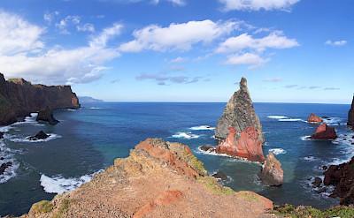 Ponta de São Lorenço, Madeira Island, Portugal. ©TO