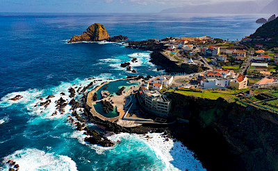 Porto Moniz, Madeira Island, Portugal. ©TO