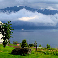 Balestrand on Sognefjord, Norway. Flickr:Vicunar