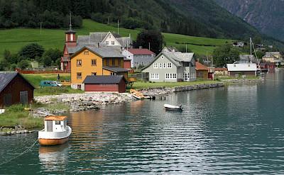 Beautiful Balestrand, Norway. Flickr:Matt Sachtler