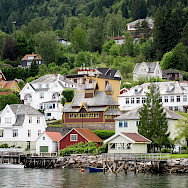 Balestrand, Norway. Flickr:Nelson Minar