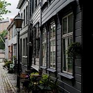 Quiet street in Balestrand, Norway. Flickr:Rasputin243