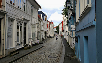 Bike rest in Bergen, Norway. Flickr:Juan Antonio Segal