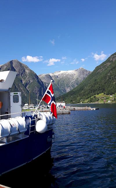 Balestrand, Norway. Photo via TO