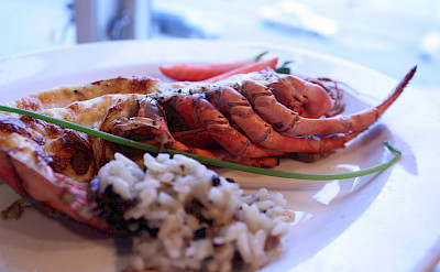 Fresh seafood in Bergen, Norway. Flickr:MealMakeoverMoms