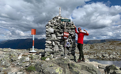 Enjoying the summit at Molden, Norway. Flickr:Kirky