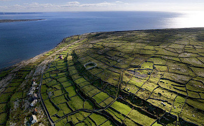 Aran Islands in Ireland. Flickr:devon martin