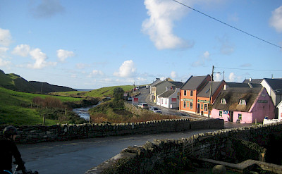 Coastal village of Doolin in Clare County, Ireland. Flickr:neal adams