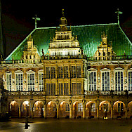 Rathaus in Bremen, Germany. Creative Commons:Pedelecs