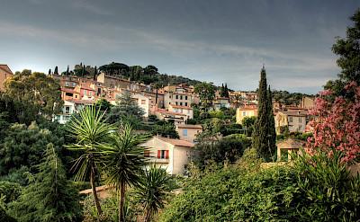 Bormes-les-Mimosas in Provence-Alpes-Côte d'Azur, France. Flickr:funkyflamenca