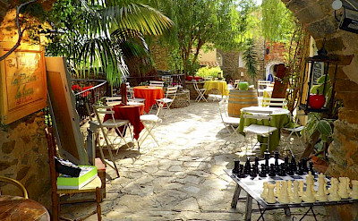 Bormes-les-Mimosas in Provence-Alpes-Côte d'Azur, France. Flickr:Werner Bayer