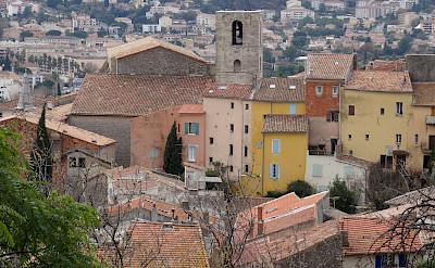 Village of Hyères in Provence-Alpes-Côte d'Azur, France. Flickr:Jeanne Menjoulet