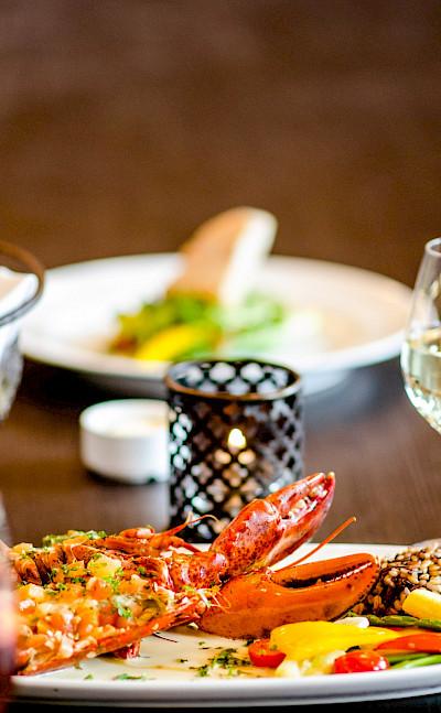 Lobster in the Provence-Alpes-Côte d'Azur, France. Flickr:NwongPR