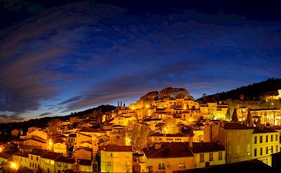 Aglow in Bormes-les-Mimosas, Provence-Alpes-Côte d'Azur, France. Flickr:Robert de Bock