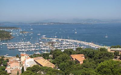 Harbor on Porquerolles Island, Provence-Alpes-Côte d'Azur, France. Flickr:Stephane A.Gustin