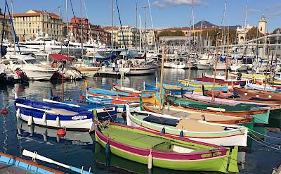 Port de Nice in Provence-Alpes-Côte d'Azur, France. Flickr:ERIC SALARD